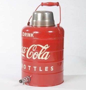 Original Coca Cola Drink Dispenser 30s/40s on