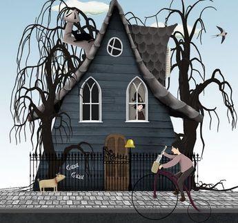 Proyecto brujas de cuento ♥ Casitas de brujas
