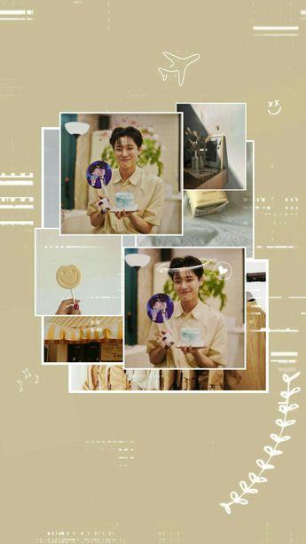 Up10tion Wooshin Aesthetic Wallpaper