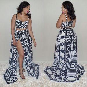 5d0d4a4aeb Joni Marie Ross Hope Maxi Dress
