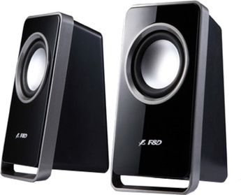 F&D Laptop Speaker (2.0 Channel) At Rs 299 Lowest Online Price – Flipkart