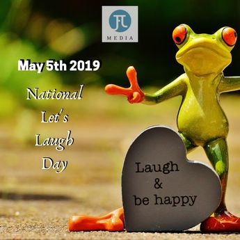 🌎😂 National Let's Laugh Day 😂🌎