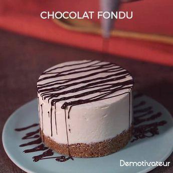 Les mini-cheesecakes aux Ferrero Rocher, l'idéal pour se faire plaisir !