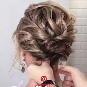 56 Updo Hairstyle Ideas & Tutorials for Wedding   56 Updo Hairstyle Ideas & Tutorials for Wedding Do you wanna learn how to styling your own hair? Wel
