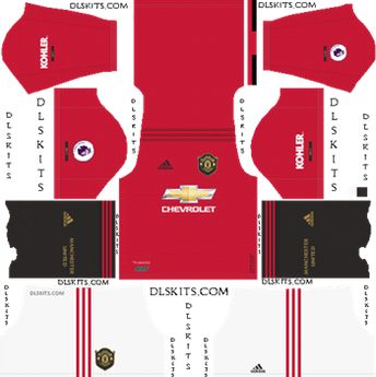 Dream League Soccer Kits Barcelona 2018-19 Kit & Logo