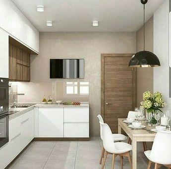 49 Cute Modern Kitchen Design on a Budget #apartmentdecorating #apartmentdecoratingkitchen #apartmentdecoratingmodern > pariorul.com
