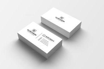 Humble Creative Business Card Design - Graphic Templates