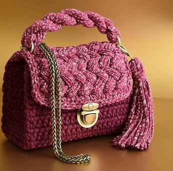 225 отметок «Нравится», 6 комментариев — 💖ПРЯЖА ALTYN💖ДОНЫШКИ💖ФУРНИТУРА (@nitka.kz) в Instagram: «Я не могу не поделиться и этим фото сумочки. Она просто нереально прекрасна и при дневном свете и в…»