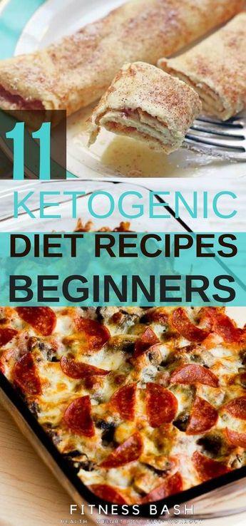 11 Easy Keto Recipes for Beginners for 2019