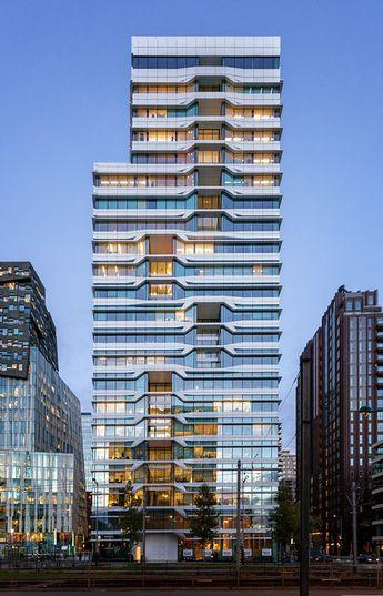 UN Studio Tower