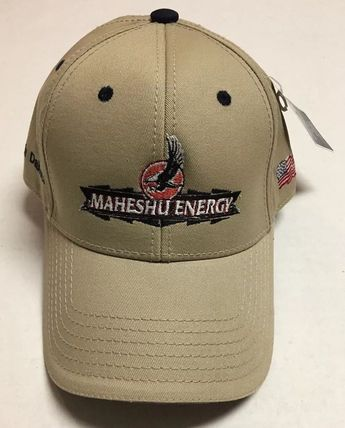 f4e56833e53 Maheshu Energy Hat Oil Gas Oilfield Mandaree North Dakota ND Baseball Cap  Gas