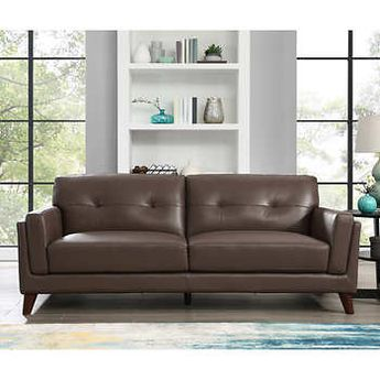 Cool Zamora Top Grain Leather Sofa Unemploymentrelief Wooden Chair Designs For Living Room Unemploymentrelieforg