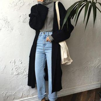Long Oversized Sweaters