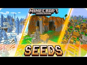 minecraft seeds villages islands Ideas and Images | Pikef