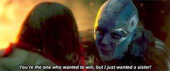 Karen Gillan On Why She Loves Playing Nebula