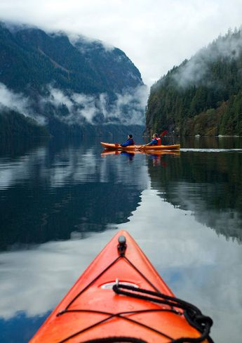 An excursion through the Princess Louisa Inlet in British Columbia   NY Times   Pin curated by @poppytalk for @explorecanada