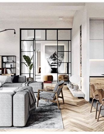 30 Cozy Industrial Living Room Design Ideas That Will Amaze Your Guests