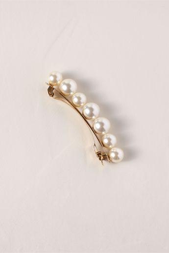 Bhldn / pearl barrette