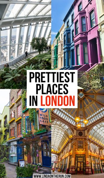 11 Beautiful Places in London You Should Not Miss