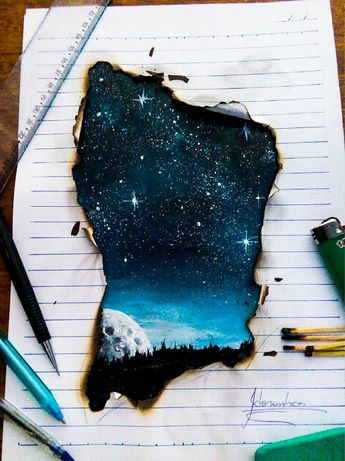 J Desenhos' Mind-Blowing 3D Artwork is Something You Need to See