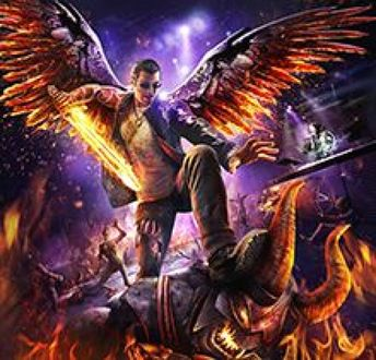 Saints Row: Gat out of Hell #videogamegenre #video #game #genre