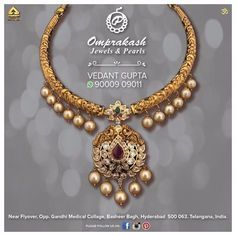 Timeless and classic jewels by @omprakashjewels are handcrafted par excellence! Shop the regal collection of jewellery only at…