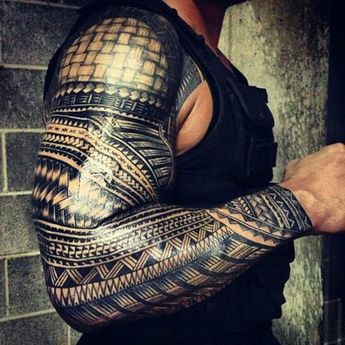 101 Best Tribal Tattoos For Men: Cool Designs + Ideas (2019 Guide)