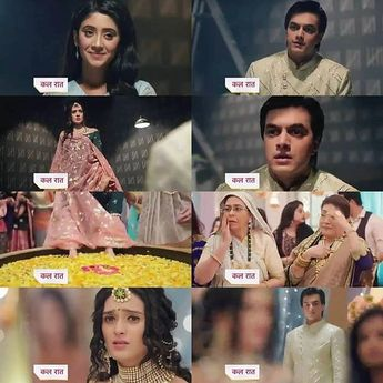 Recently shared kartik and naira new ideas & kartik and