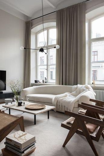 Was für ein Wohnzimmer ..
