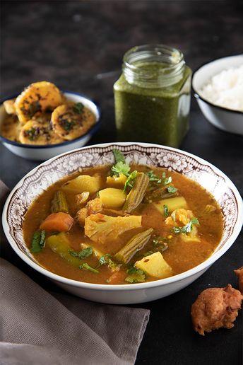 Sindhi Kadhi - Sindhi