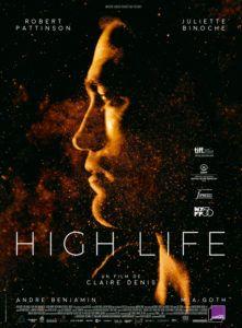 High Life, de Claire Denis, avec Robert Pattinson, Juliette Binoche et Mia Goth. Critique sur Le Polyester