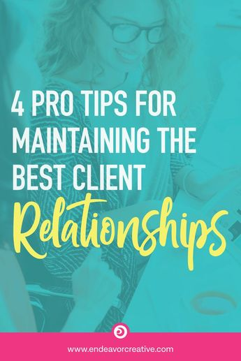 Attracting clients is one thing. Keeping them is another.     Creating strong client relationships is critical to the success of any business. Whether you're part of a large corporation, running a small business, or even dabble in a bit of freelance work, fostering and sustaining positive client relationships is often what separates a thriving business from one that flops.    Learn 4 pro tips for maintaining the best client relationships possible.    #ClientAttraction #ClientRelationships