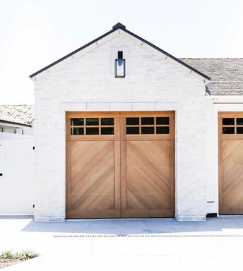 """Arrrowpoint Interiors on Instagram: """"Obsessed is an understatement! These are the most stunning garage doors """""""