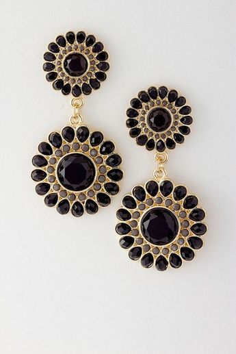 Mara Earrings by Emma Stine #Earrings #Emma_Stine