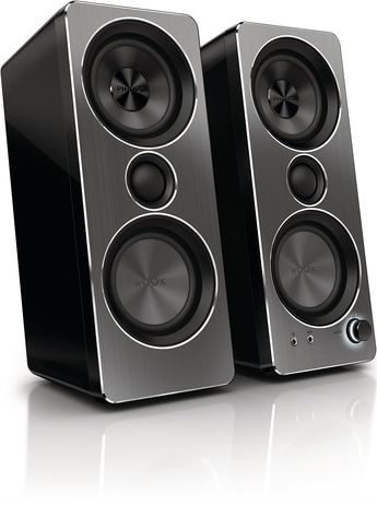 Phillips Multimedia Speakers 2.0 PC speaker with high fidelity sound