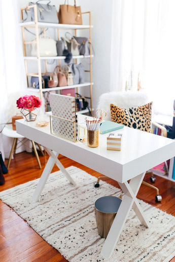 51 Gorgeous Desk Space to Boost Your Productivity