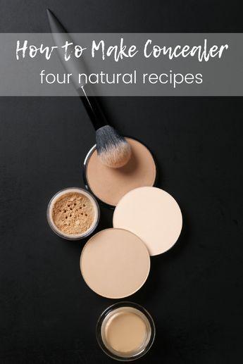DIY Concealer Recipe