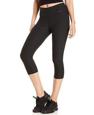 Nike Legend 2.0 Dri-FIT Active Capri Leggings - Activewear - Women - Macy's