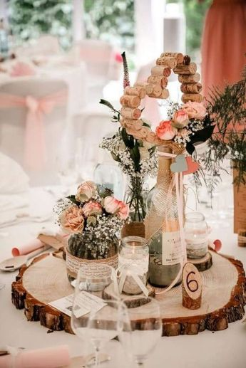 TABLE DECORATION IS SO MEMORABLE IN THE WEDDING - Page 39 of 54