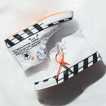 bfe063289d38fb OFF WHITE x Converse Chuck Taylor All Star 70 Hi by Virgil