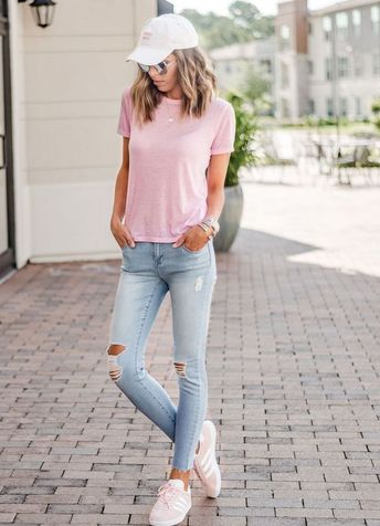 Adorable 40+ Modern Summer Outfits Ideas For Girl To Try Asap