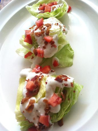 I first discovered a wedge salad at a fine-dining restaurant where my boyfriend and I celebrated our two-year anniversary. I recalled th...