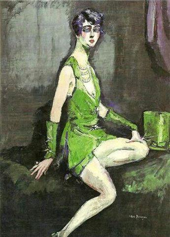 L'Ecuyère. 1920
