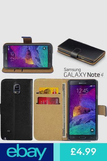 Slim Wallet Leather Flip Case Cover For Samsung S3 S4 S5 S6
