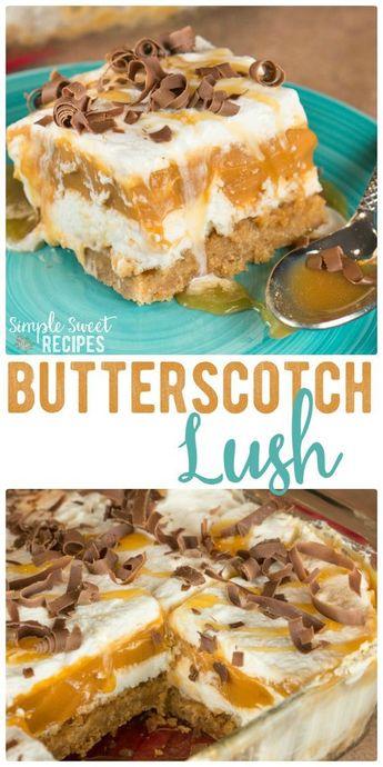 Butterscotch Lush Recipe