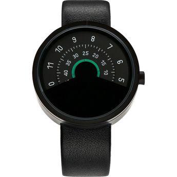 Anicorn Series 000 Automatic Watch | Black/Green