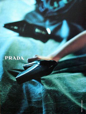 Без названия — Prada Fall Ad, 1997.