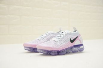 the latest 5e68c 847c2 Women Nike Air Vapormax Flyknit 2 0 Hydrogen Blue Pink Black 942843-102