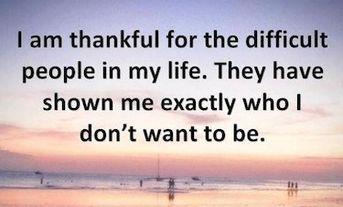A Strange Kind of Gratitude
