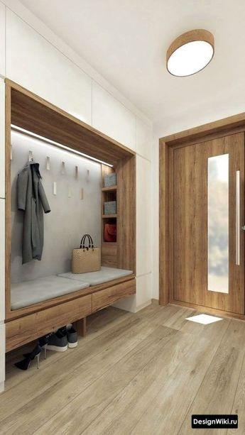 ▷ 1001+ Idées pour un hall d\'entrée maison + les éléments